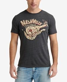 Lucky Brand Men's Nashville Graphic T-Shirt