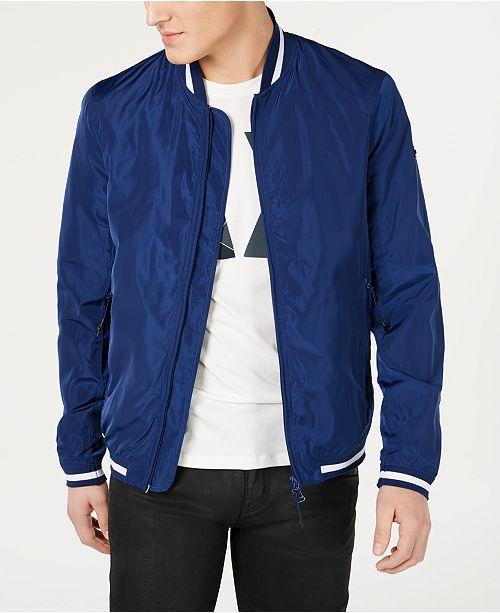 A X Armani Exchange Armani Exchange Men's Bomber Jacket