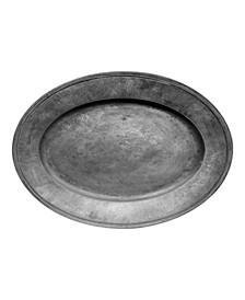 Pewter Oval Platter