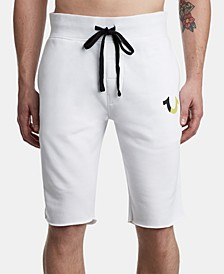 Men's Logo Jogger Shorts