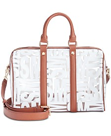 Steve Madden Suze Barrel Duffel Bag