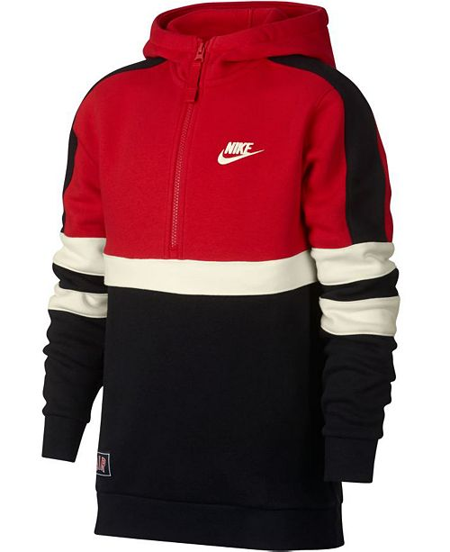 Nike Big Boys Sportswear Hoodie