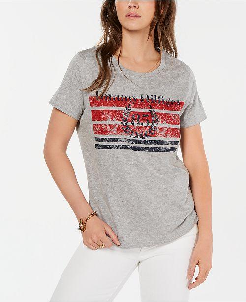 Tommy Hilfiger Logo Wreath T-Shirt
