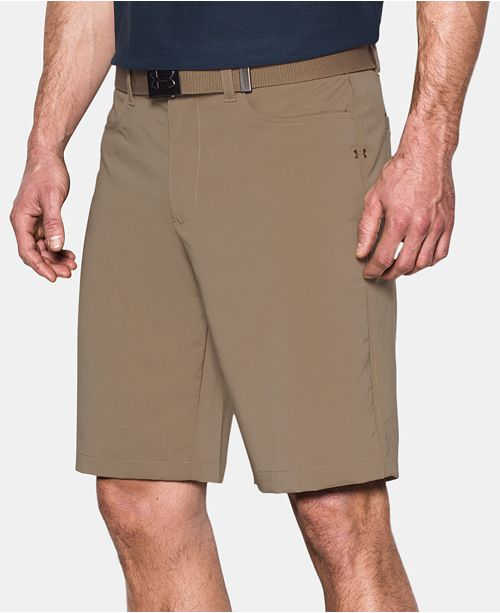 "Under Armour Men's UA Tech 11"" Golf Shorts"