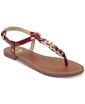 81b7b1328f3 G by GUESS Lexann Flat Sandals. Quickview. 3 colors
