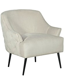 Elle Décor Quincy Tufted Accent Chair