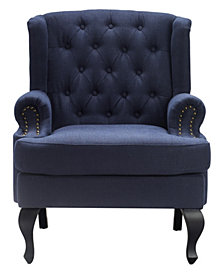 Serta Mason Tufted Armchair