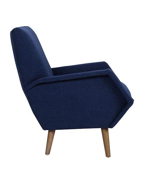 Phenomenal Avalon Accent Chair Quick Ship Machost Co Dining Chair Design Ideas Machostcouk