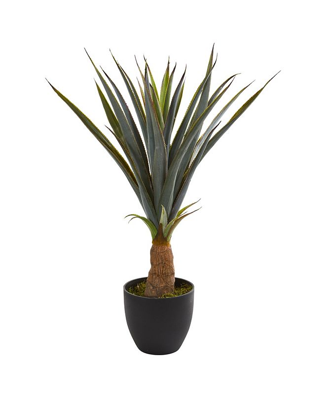 """Nearly Natural 30"""" Agave Artificial Plant"""