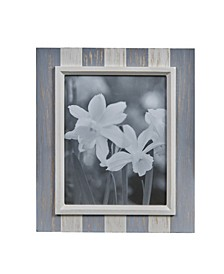 """Distressed Wood Plank 8"""" x 10"""" Picture Frame"""