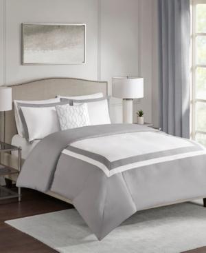 510 Design Carroll King/California King 4 Piece Duvet Set Bedding