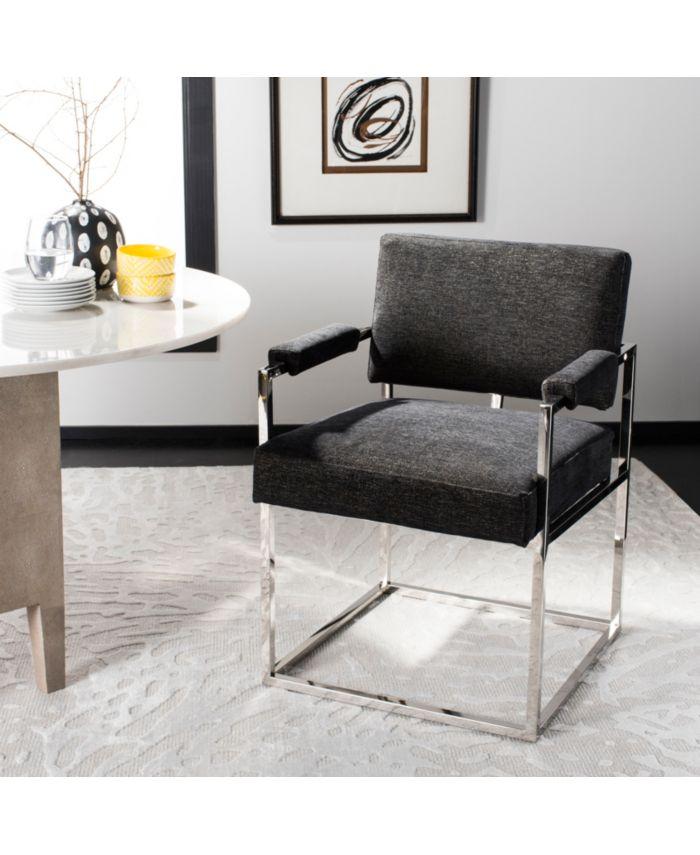 Safavieh Jenette Arm Chair & Reviews - Furniture - Macy's