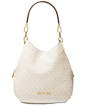 532d7e80d5d501 MICHAEL Michael Kors Lillie Signature Chain Shoulder Tote