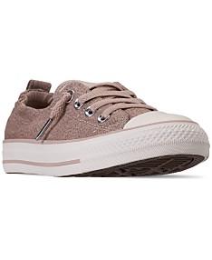 b4d436e4128 Womens Converse Shoes - Macy's