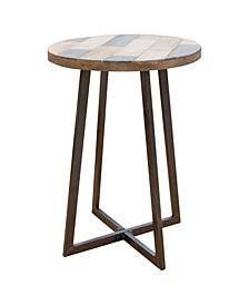 Miller Rustic Wood Table