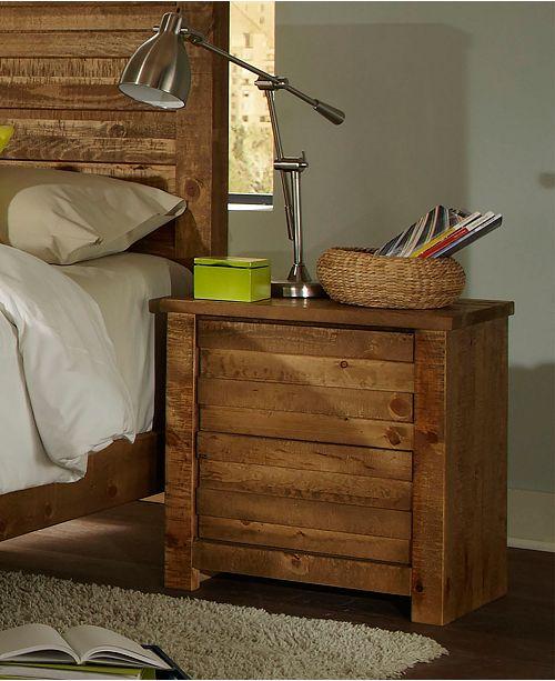 Progressive Furniture Melrose Nightstand