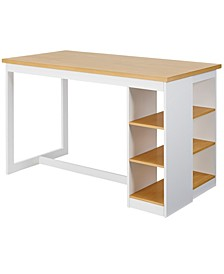 Christy Counter Storage Table