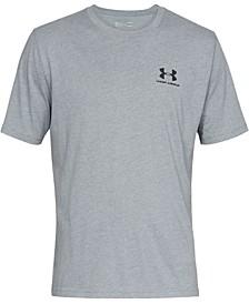 Men's Sportstyle Left Chest Short Sleeve