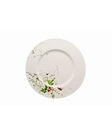 Brillance Fleurs Sauvages  Rim Service Plate