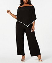 color brilliancy new images of super quality Plus Size Rompers & Jumpsuts - Macy's
