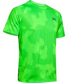 Under Armour Men's Tech™ Printed Short Sleeve