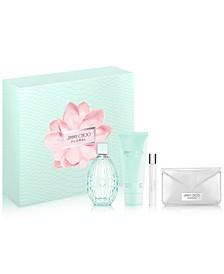 Floral Eau de Toilette 4-pc Gift Set