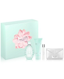Jimmy Choo Floral Eau de Toilette 4-pc Gift Set