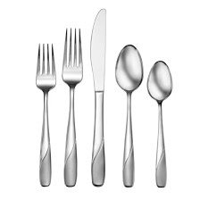 Studio Cuisine Satin Abel 20-PC Flatware Set