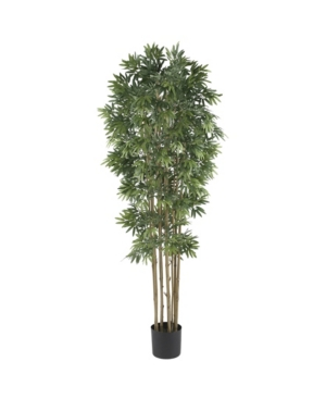 Nearly Natural 6' Bamboo Japonica Silk Tree