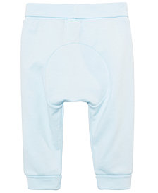 First Impressions Baby Boys Circle Cotton Yoga Pants, Created for Macy's