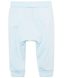 First Impressions Baby Boys Circle Yoga Jogger Pants, Created for Macy's