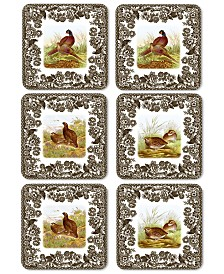 Spode Coasters, Set of 6 Woodland