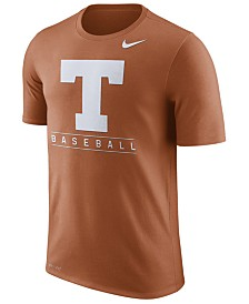 Nike Men's Texas Longhorns Team Issue Baseball T-Shirt