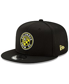 New Era Columbus Crew SC On Field 9FIFTY Snapback Cap