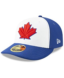 New Era Toronto Blue Jays Batting Practice Low Profile 59FIFTY-FITTED Cap
