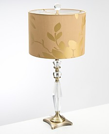 Golden Leaf Table Lamp
