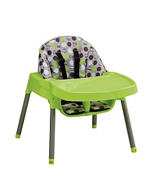 Evenflo Convertible High Chair 3 in 1