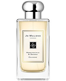 Honeysuckle & Davana Cologne, 3.4-oz.