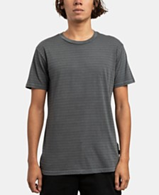 RVCA Men's Curren Caples Automatic Stripe T-Shirt