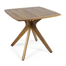 Stamford Outdoor Dining Table, Quick Ship