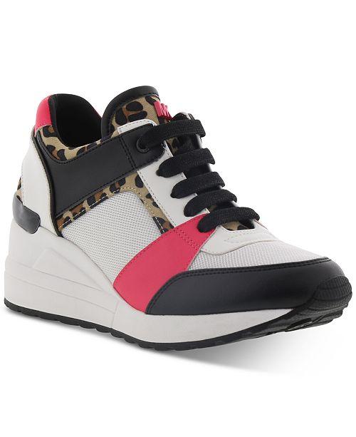 Michael Kors Little & Big Girls Neo Wild Sneakers