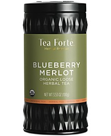 LTC Blueberry Merlot Loose-Leaf Herbal Tea