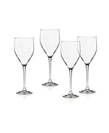 Godinger Pivot White Wine - Set of 4