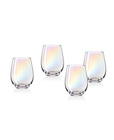 Monterey Stemless Wine - Set of 4