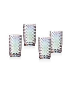 Godinger Halo Highballs - Set of 4