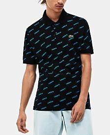 Lacoste Men's L!VE Ultra-Slim Fit Logo Polo