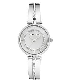 Anne Klein Sandblast Dial with Swarovski Crystals Watch