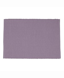 Pansy Purple Placemat Set of 6