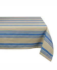 "Table cloth Sailor Stripe 60"" X 104"""