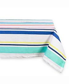 """Table cloth Beachy Keen Stripe 60"""" X 120"""""""